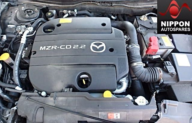 MAZDA 6 22 TURBO DIESEL ENGINE R2