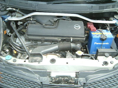 Nissan Micra March K Cr De Petrol Engine P
