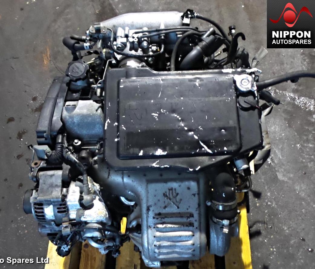 TOYOTA CELICA GT4 ST205 MR2 REV 3 3S GTE ENGINE