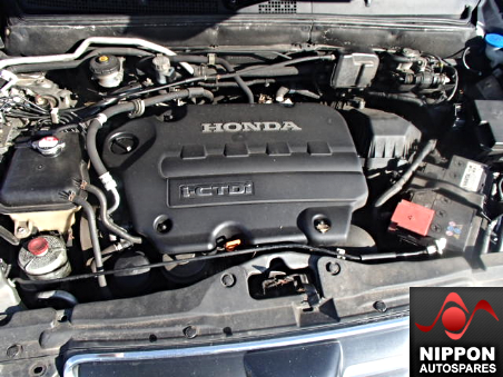 HONDA CRV CIVIC N22A2 2.2 CDTI TURBO DIESEL ENGINE