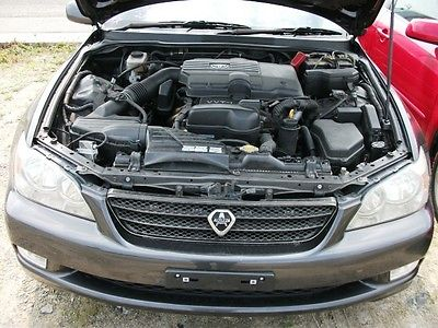 LEXUS IS300 TOYOTA ALTEZZA 3.0 ENGINE 2JZ GE VVTI