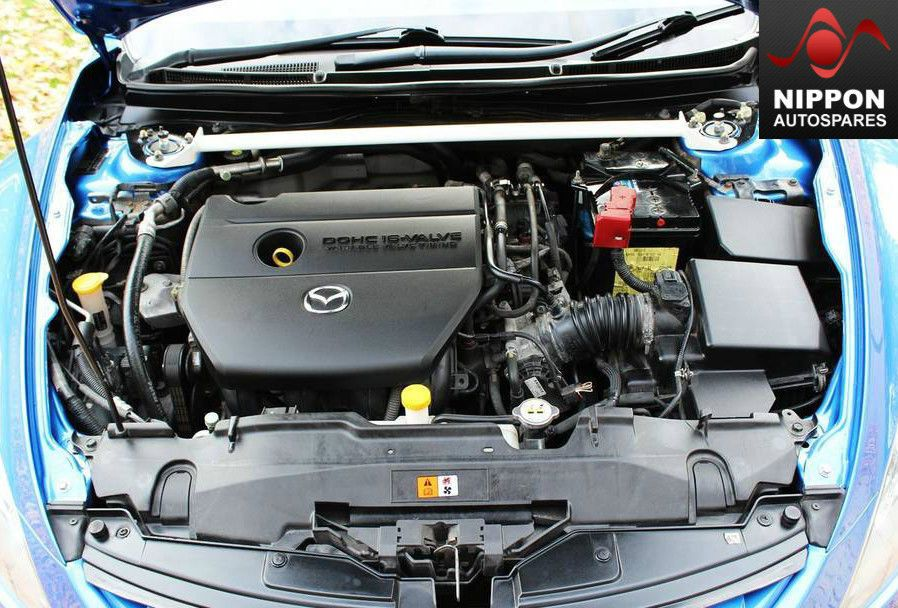 Mazda 6 Sport 2 5 Petrol L5 Ve Engine 2008 2013
