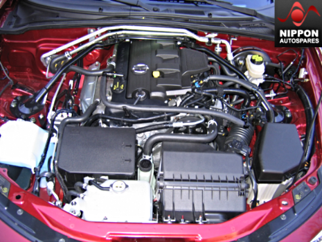 MAZDA MX-5 2.0L LF-VE ENGINE