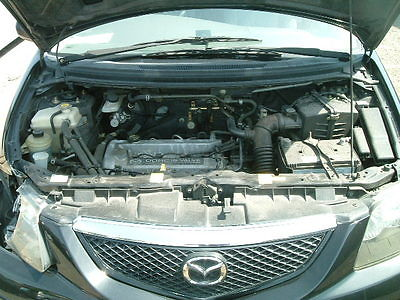 MAZDA TRIBUTE SPORT L3 DE 2.3 PETROL ENGINE