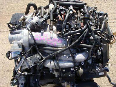MITSUBISHI SHOGUN PAJERO 3 5 ENGINE 6G74 GDI 1997-2000