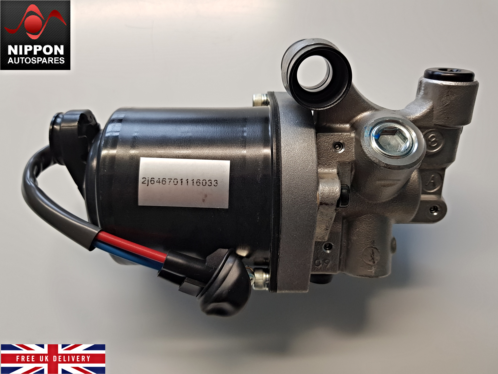 NEW GENUINE TOYOTA LAND CRUISER BRAKE BOOSTER PUMP 47960-60010