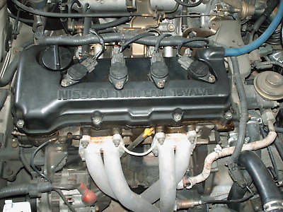 NISSAN ALMERA QG15 BLACK TOP 1.5 N16 ENGINE