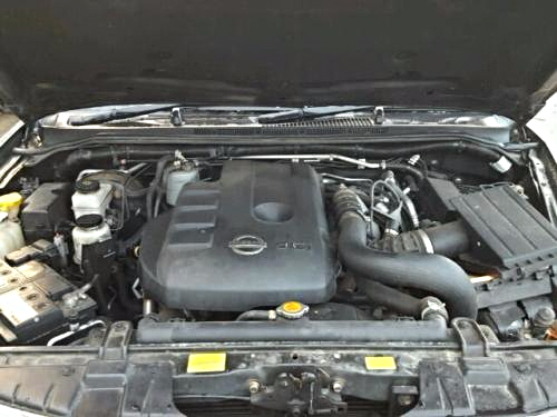 NISSAN NAVARA D40 / R51 PATHFINDER 2.5 TURBO DIESEL YD25 ENGINE 2005-12