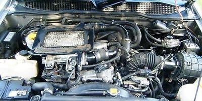NISSAN TERRANO ZD30 DDTI ENGINE