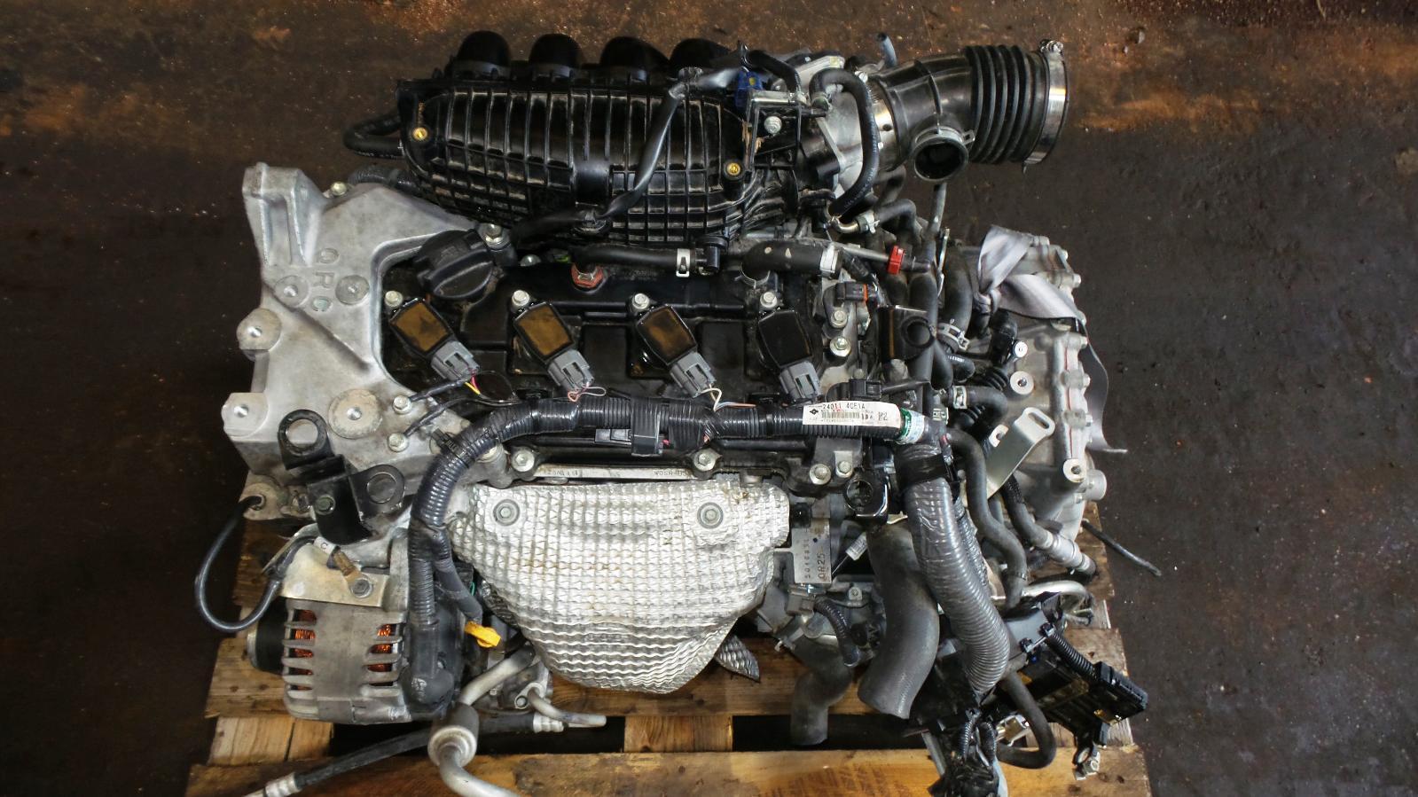 NISSAN X TRAIL T31 2 5 PETROL QR25DE ENGINE 2007-2014