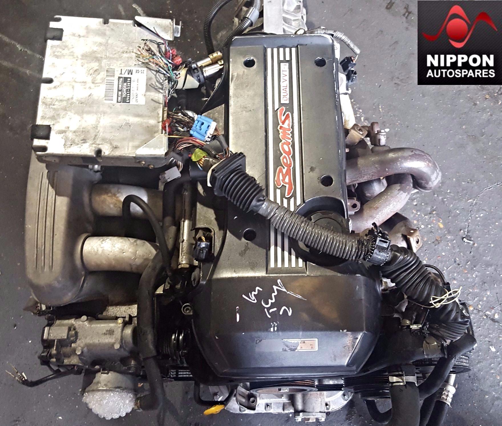 toyota altezza rs200 3sge beams engine kit manual rh nipponautospares onlinestore com 3S-GE Engine Specs 3S-GE Horsepower