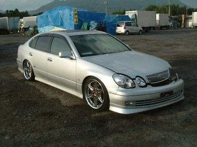 TOYOTA ARISTO TWIN TURBO 1997-2005 AUTOMATIC GEARBOX